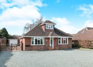 Thumbnail 3 bedroom bungalow for sale in Basingstoke, Hampshire