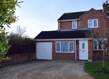 Thumbnail 3 bed semi-detached house for sale in Corfe Road, Melksham