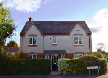 Thumbnail 4 bed detached house for sale in Home Leys Way, Wymeswold, Loughborough, Leicestershire