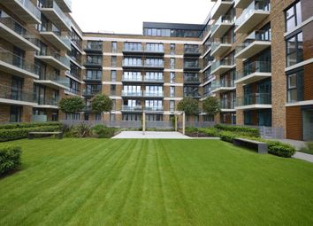 Thumbnail 1 bed flat to rent in Duncombe House, Royal Arsenal Riverside, Victory Parade, London