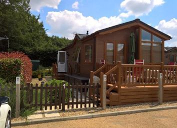Thumbnail 2 bed mobile/park home for sale in Church Hill, Boughton Monchelsea, Maidstone, Kent