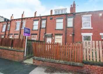 Thumbnail 4 bed terraced house for sale in Harlech Terrace, Leeds