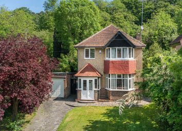 Thumbnail 3 bed detached house for sale in Ballards Way, South Croydon