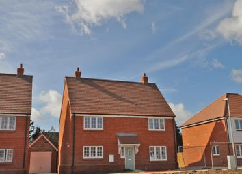 Thumbnail 4 bed detached house for sale in Ersham Lea, Ersham Road, Hailsham