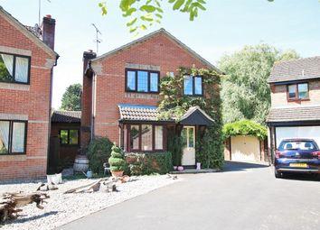 Thumbnail 4 bed detached house for sale in Riverdene Drive, Winnersh, Wokingham, Berkshire