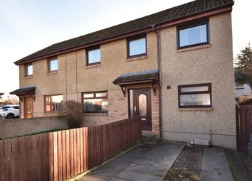 Thumbnail 4 bed semi-detached house for sale in Drainie Way, Lossiemouth