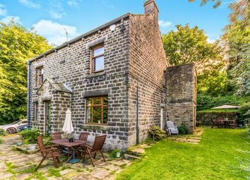 Thumbnail 4 bed detached house for sale in Clough Bottom, Uppermill, Saddleworth, Greater Manchester