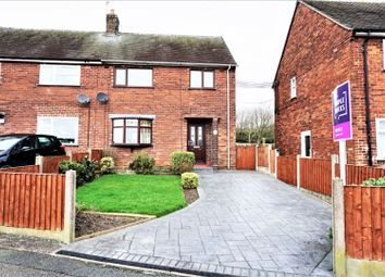 3 bed semi-detached house for sale in Cedar Road, Chesterton Newcastle ST5