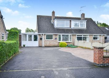 3 bed semi-detached bungalow for sale in Robey Drive, Eastwood, Nottingham NG16