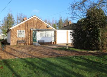 Thumbnail 3 bed detached bungalow for sale in Church Road, Peldon, Colchester