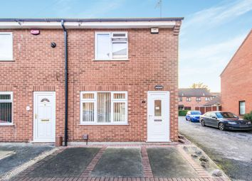 Thumbnail 2 bed end terrace house for sale in George Street, Newark