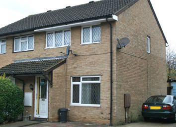 Thumbnail 3 bed semi-detached house for sale in Pendula Drive, Yeading, Hayes