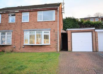 Thumbnail 3 bed property to rent in Beaconsfield Road, Horninglow, Burton-On-Trent
