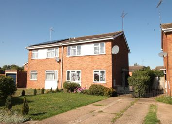 Thumbnail 3 bed semi-detached house for sale in The Slade, Daventry