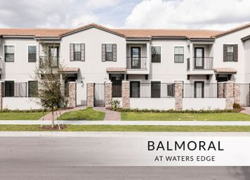 Thumbnail 2 bed town house for sale in Balmoral At Waters Edge, Haines City, Polk County, Florida, United States