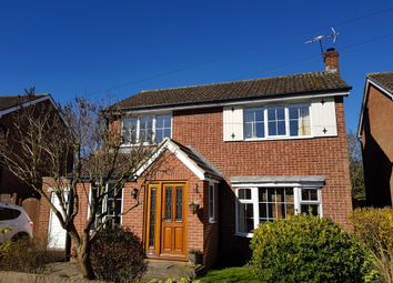 Thumbnail 3 bed detached house for sale in Norfolk Gardens, Tockwith, York