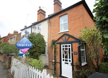 Thumbnail 2 bedroom end terrace house to rent in Silwood Road, Sunninghill, Ascot