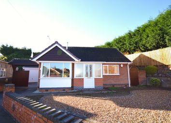 Thumbnail 2 bed bungalow for sale in Malmesbury Avenue, Midway, Swadlincote