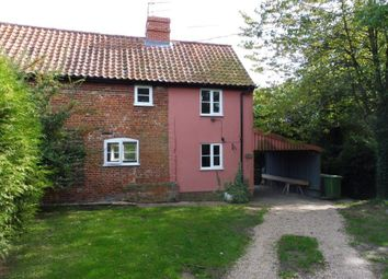 Thumbnail 3 bed property to rent in Great Witchingham, Norwich