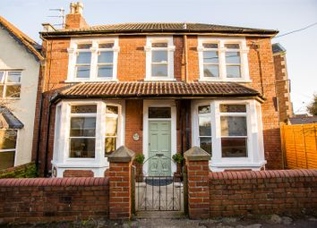Thumbnail 3 bed semi-detached house for sale in Heywood Terrace, Pill, Bristol