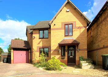 Thumbnail 4 bed detached house for sale in Richardson Way, Raunds, Wellingborough