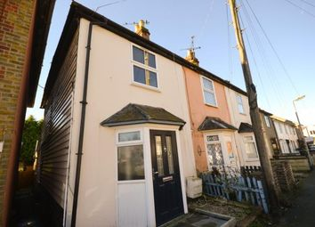 Thumbnail 2 bed end terrace house for sale in Burnham On Crouch, Essex, Uk