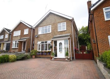 Thumbnail 3 bed detached house for sale in Lower Outwoods Road, Burton-On-Trent