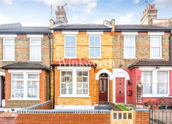 Thumbnail 4 bed terraced house to rent in Evesham Road, London