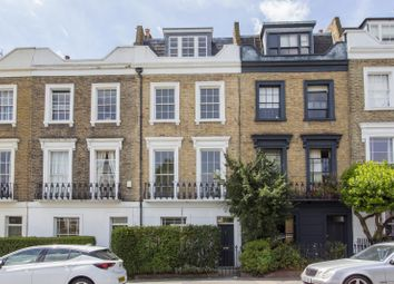 Thumbnail 4 bed terraced house for sale in Castlehaven Road, London