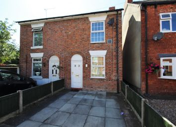 Thumbnail 2 bed semi-detached house for sale in Webbs Lane, Middlewich
