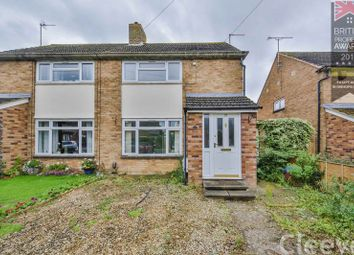 Thumbnail 2 bed semi-detached house for sale in Minetts Avenue, Bishops Cleeve, Cheltenham