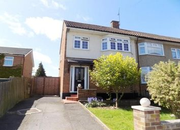 Thumbnail 3 bed end terrace house to rent in Lewis Drive, Moulsham Lodge, Chelmsford