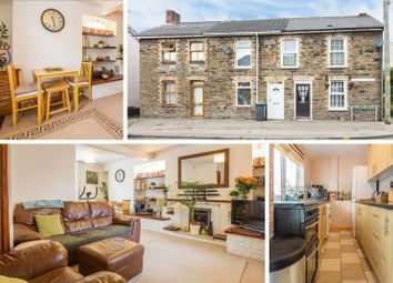 Thumbnail 2 bed terraced house for sale in Maryland Road, Risca, Newport