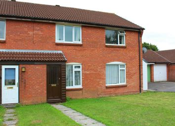 Thumbnail 2 bed terraced house to rent in Allington Close, Taunton