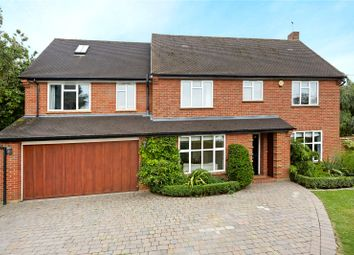 Thumbnail 6 bed detached house for sale in Warren Avenue, Cheam, Sutton