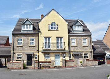 Thumbnail 3 bed town house for sale in Ffordd Y Grug, Coity, Bridgend.