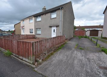 3 bed semi-detached house for sale in Loudoun Avenue, Kilmarnock KA1