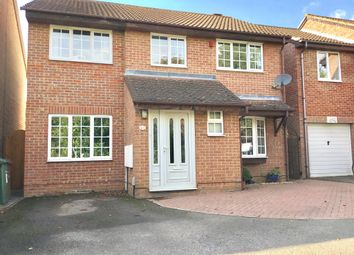 Thumbnail 5 bedroom detached house for sale in Kysbie Close, Abingdon