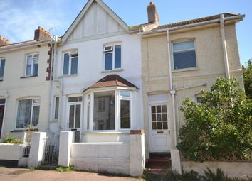 Thumbnail 3 bed terraced house to rent in Armytage Road, Budleigh Salterton, Devon