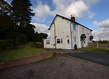 Thumbnail 3 bedroom semi-detached house to rent in Lostford, Market Drayton