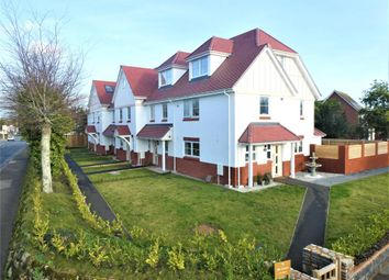 Thumbnail 3 bed end terrace house for sale in The Avenues, Stevenstone Road, Exmouth, Devon