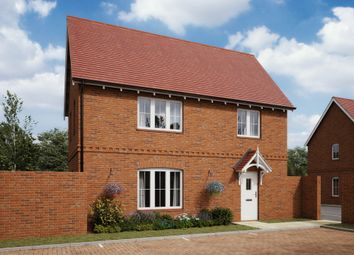 Thumbnail 2 bedroom terraced house for sale in Dovecote Way, Basingstoke
