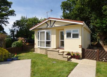 Thumbnail 2 bed mobile/park home for sale in Beechfield Park, Hook Lane, Aldingbourne, Chichester