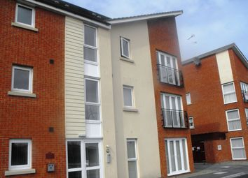 Thumbnail 2 bed flat to rent in Alicia Crescent, Newport