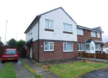 Thumbnail 1 bedroom semi-detached house to rent in Newhall Avenue, Bradley Fold, Bolton