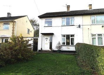 Thumbnail 3 bed semi-detached house for sale in Alandale Road, Bradley, Huddersfield