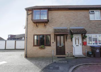 Thumbnail 2 bed end terrace house for sale in Church Meadow, Sholden, Deal