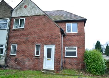 Thumbnail 3 bed semi-detached house for sale in West Avenue, South Elmsall, Pontefract