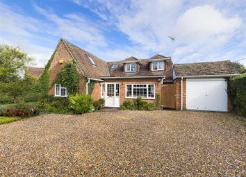 4 bed detached house for sale in Manor Road, Sherborne St. John, Basingstoke RG24