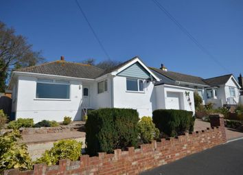 Thumbnail 3 bed detached bungalow for sale in Hazeldown Road, Teignmouth, Devon